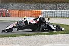 FIA Fórmula 2 Más imágenes muestran que el Halo pasó su primer gran test salvando una vida