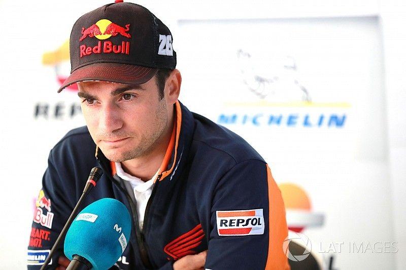 Un Pedrosa de nouveau diminué s'avance vers le Grand Prix de France