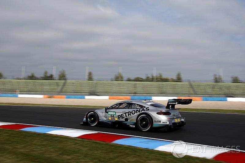 DTM Lausitzring: Wehrlein snelste in eerste vrije training