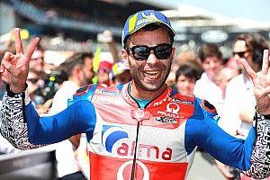 Tak ingin ambil risiko, Petrucci pilih amankan podium