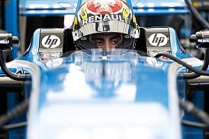Formule E Actualités Renault e.dams a fait évoluer son simulateur
