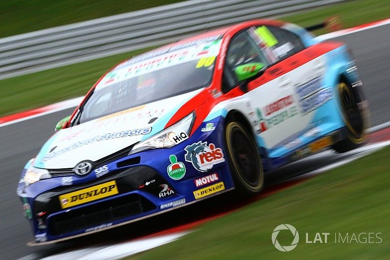 Brands Hatch BTCC: Ingram powers from 11th to win Race 3