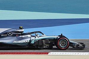 Mercedes: perché Bottas è stato invitato a non tirare subito con le medie?