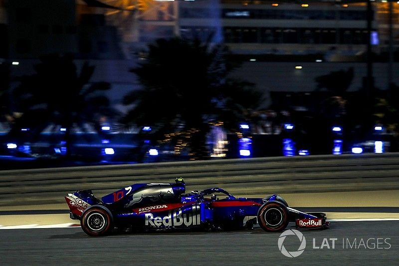 """Toro Rosso shocked by """"huge step forward"""" in Bahrain"""