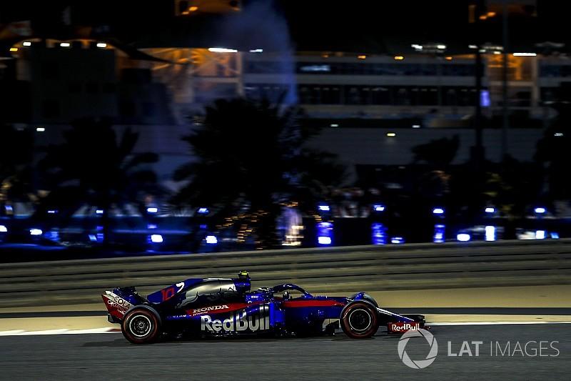 """Toro Rosso, impresionado con el """"enorme paso adelante"""" dado en Bahrein"""