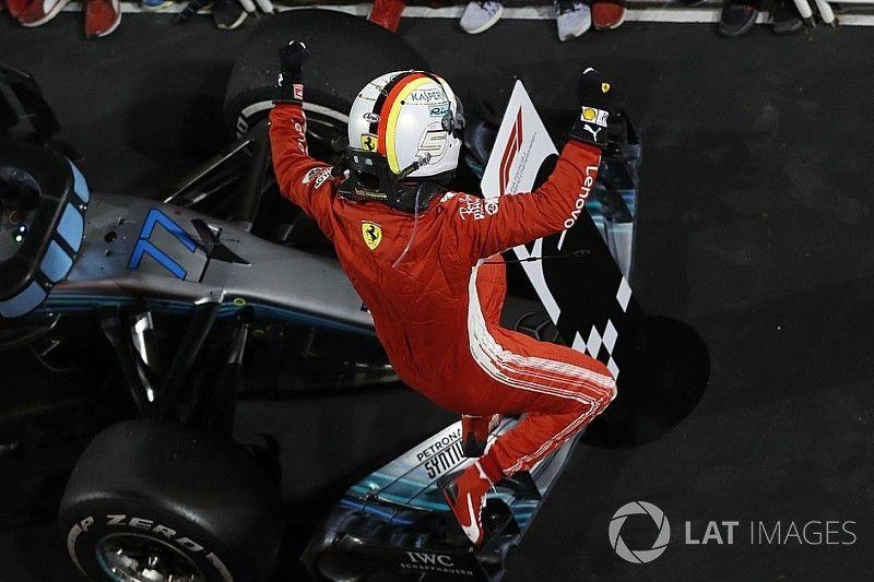 Bahrain GP statistics: Vettel wins on his 200th F1 start