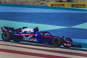 Fórmula 1 Entrevista Toro Rosso explica salto após GP da Austrália