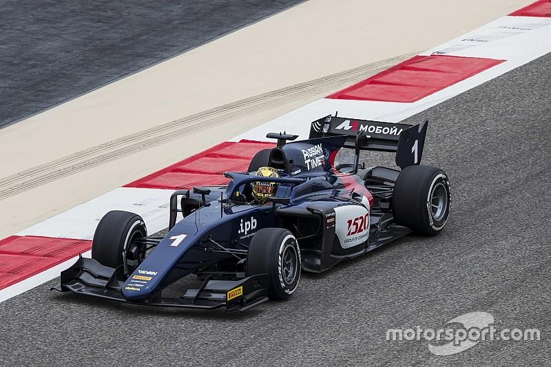 Markelov senza rivali si impone nella Sprint Race in Bahrain