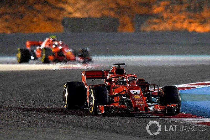 Ferrari no asusta a Mercedes en Bahrein