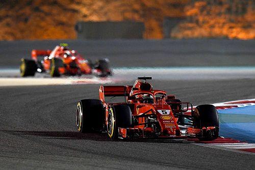 Mercedes: Forte ritmo da Ferrari no Bahrein não nos preocupa