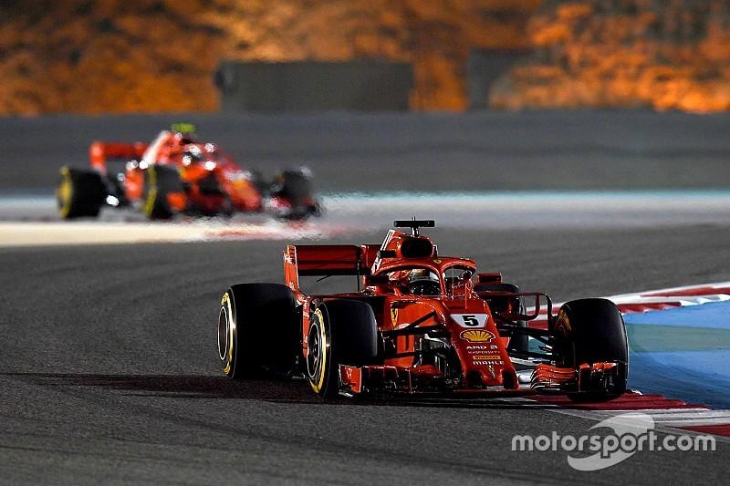 F1バーレーンGP:バーレーン国際サーキット紹介オンボード映像