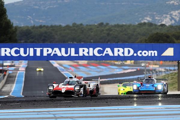 WEC Breaking news Toyota advantage like allowing one F1 team a V12 - Aleshin