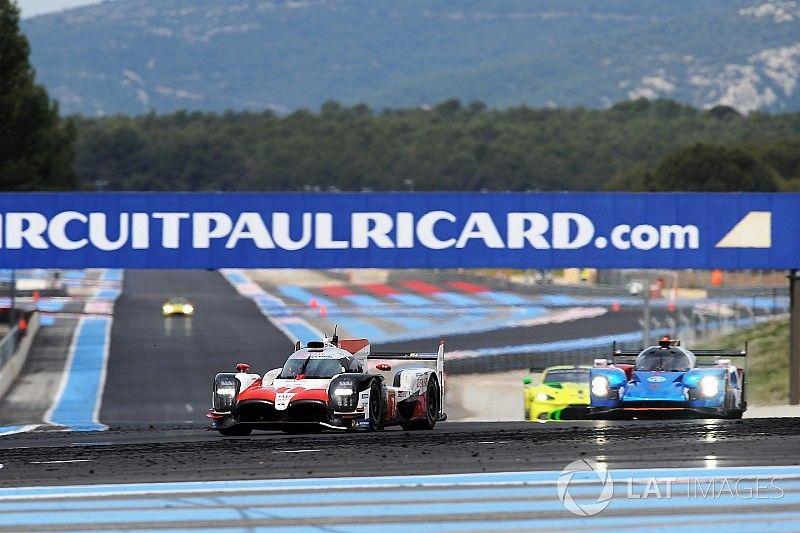 """Aleshin: """"La ventaja de Toyota es como si un equipo de F1 llevara un V12"""""""