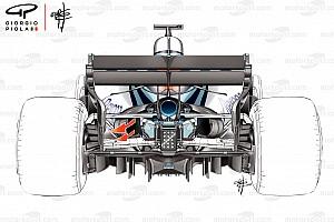Formel 1 News Williams-Kühllösung in Bahrain: Experte zweifelt an Nutzen