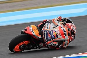 MotoGP Prove libere Termas, Libere 4: Marquez stacca tutti di oltre 1