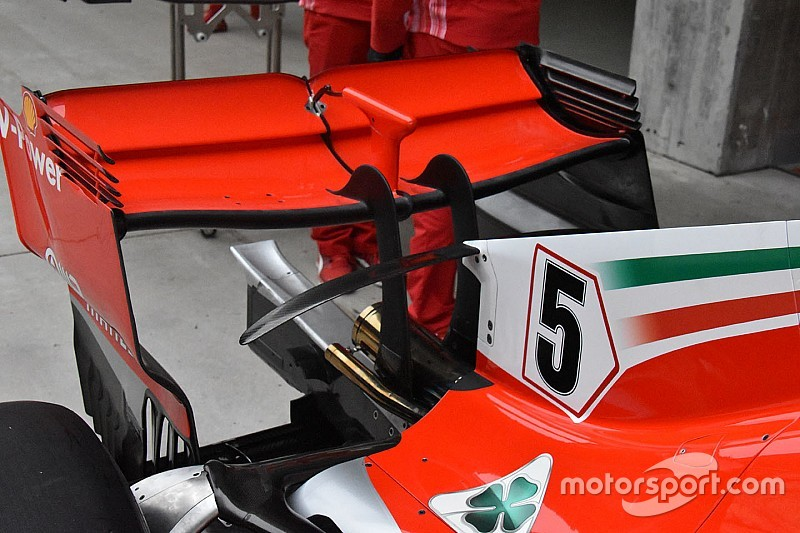 A Ferrari is tesztelt Bakura pénteken
