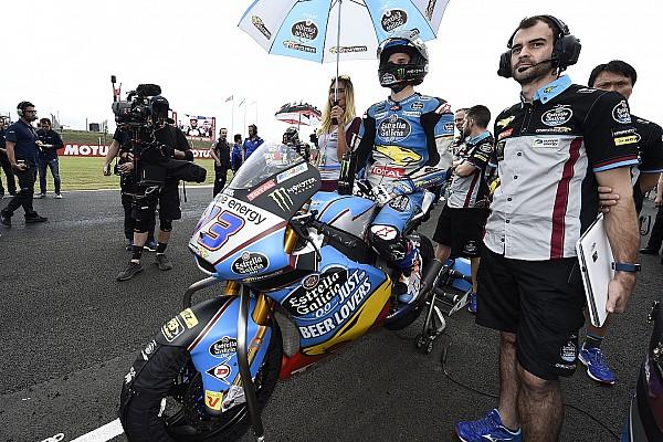 Moto2 Reactions Musim keempat di Moto2, Marquez termotivasi