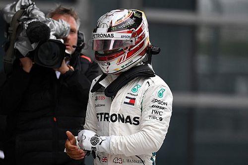 Eiskalt erwischt: Lewis Hamilton schreibt Rennsieg schon ab!