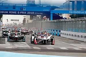 "Formula E evaluating ""Mario Bros""-style race format"