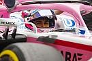 Fórmula 1 Pérez no se resigna a llegar a un equipo top en la F1