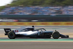 "Hamilton wil af van DRS in Bocht 1 op Silverstone: ""Nutteloos en gevaarlijk"""