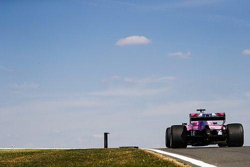 Pérez espera GP de recuperação na Grã-Bretanha