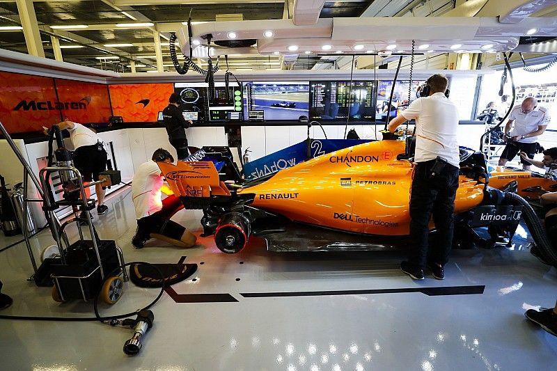 McLaren попробует вернуть Вандорну скорость с помощью старого шасси