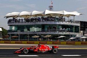 Vettel acaba primero el viernes del GP de Gran Bretaña y Alonso 6º