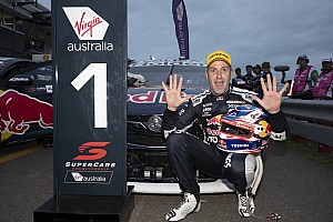 Supercars Race report Townsville Supercars: Whincup cruises to Saturday race win