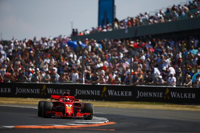 Brit GP: Vettel nagyon boldog, Räikkönen elismerte a hibáját