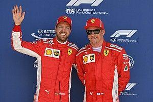 Grande attesa ai Navigli per l'arrivo di Vettel e Raikkonen per il Formula 1 Milan Festival