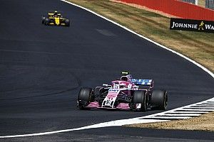 Force India can still aim for fourth, says Perez