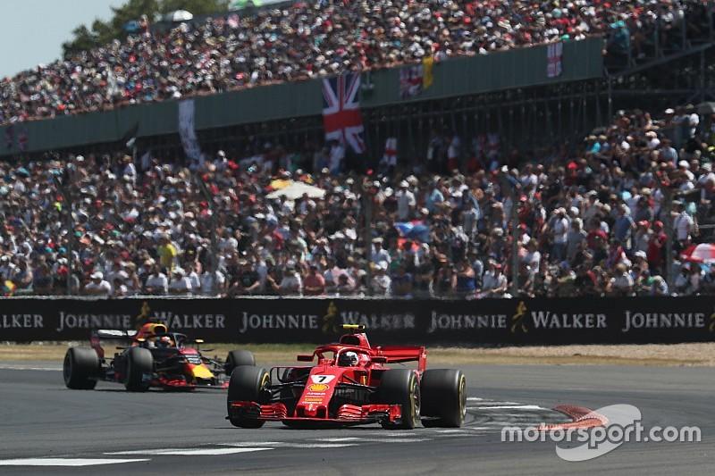 Ф1 натякнула на переїзд Гран Прі Великої Британії із Сільверстоуна