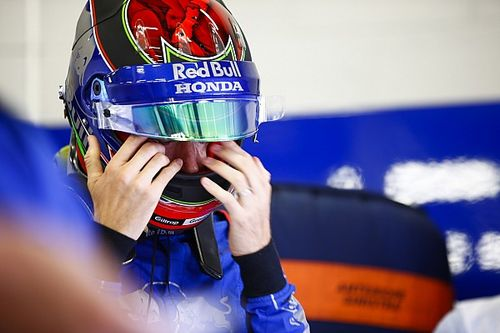 ハートレーに続く試練。英国GPはPU側コネクタの緩みが原因でリタイア
