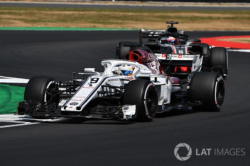 Ericsson admits DRS finger trouble to blame for crash