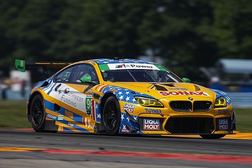 "Palttala admits GTD win at the Glen was ""above any expectations"""