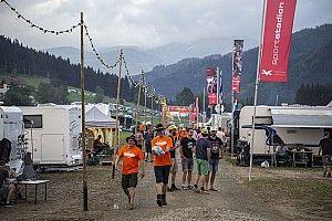 Austrian GP: Top photos from the race