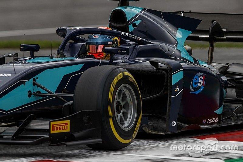 """El nuevo piloto de Toro Rosso, Alexander Albon tuvo que """"suplicar"""" DAMS por su asiento en 2018"""