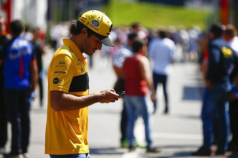 В McLaren не стали опровергать слухи о переговорах с Сайнсом