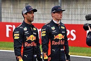 """Verstappen: """"Ricciardo az egyik legjobb csapattárs"""""""