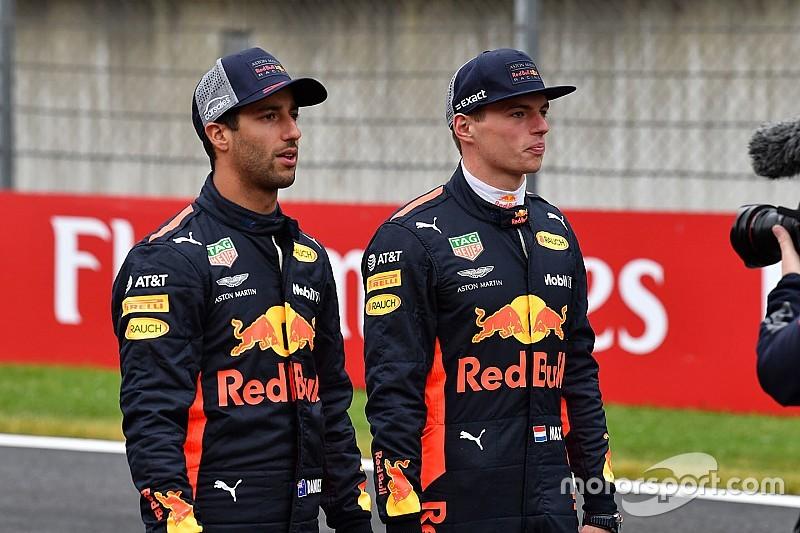 Ricciardo szerint idén is legyőzhette volna Verstappent a Red Bullnál