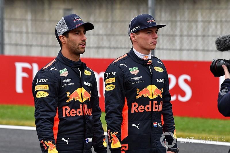 Ricciardo se plaint d'une stratégie injuste de Red Bull