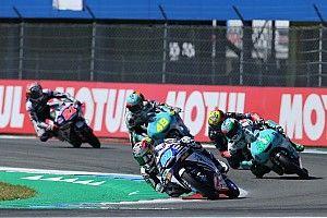 Fotogallery: il combattuto GP d'Olanda di classe Moto3 ad Assen
