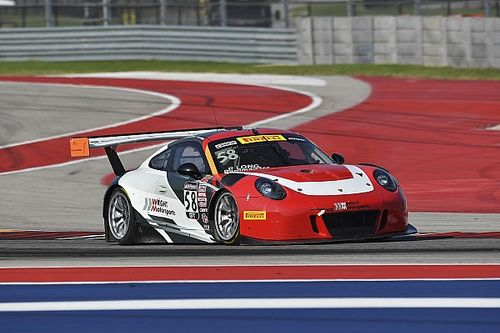 Bergmeister and Long take dominating victory in COTA make-up race