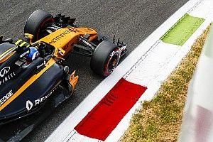 """Palmer: La Renault """"n'était pas fantastique aujourd'hui"""""""