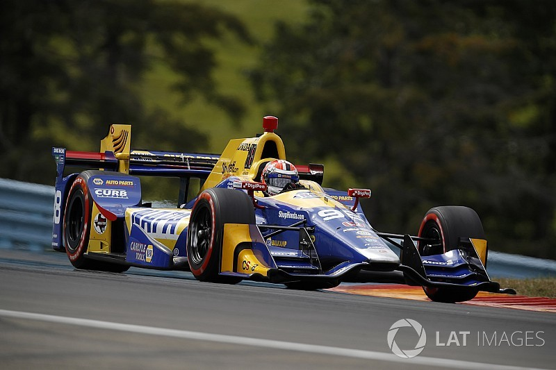 Watkins Glen IndyCar:  Top 10 quotes after race