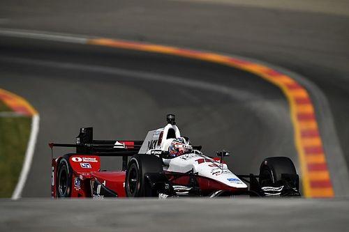 Rahal domina en la primera sesión en Watkins Glen