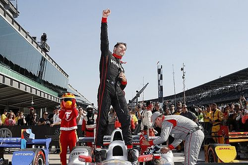Will Power brilla y gana el GP de Indianápolis