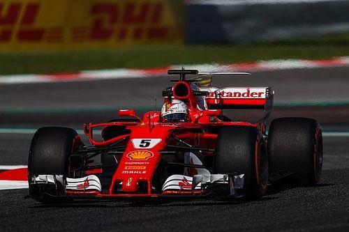 """Vettel ontevreden: """"Leek alsof ik niet de bestuurder van de auto was"""""""