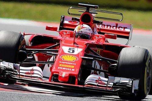 Tech analyse: Ferrari verfijnt de SF70H voor de GP van Spanje